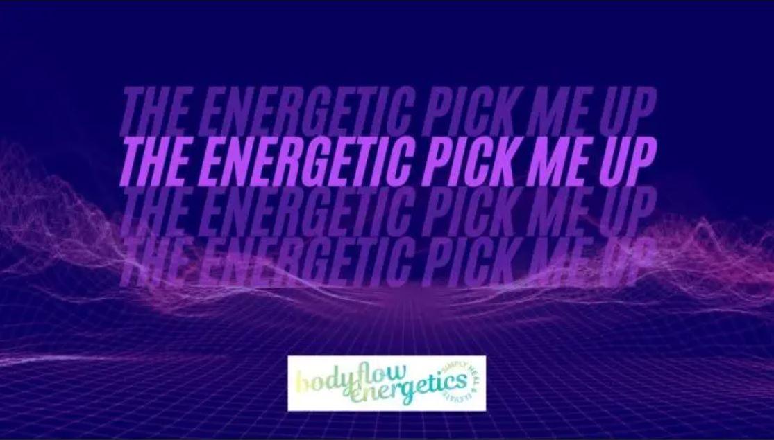 Energetic pick me up