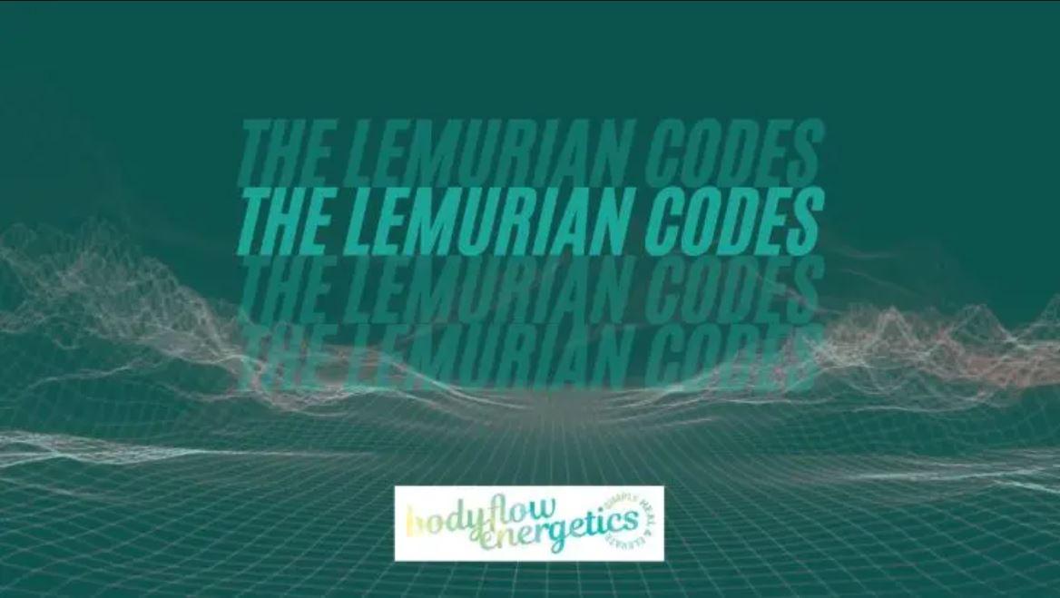 Lemurian code energetic upgrade